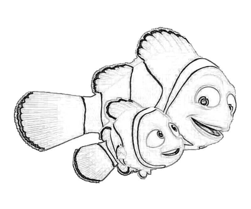 coloring nemo characters finding nemo coloring pages google search nemo coloring nemo characters