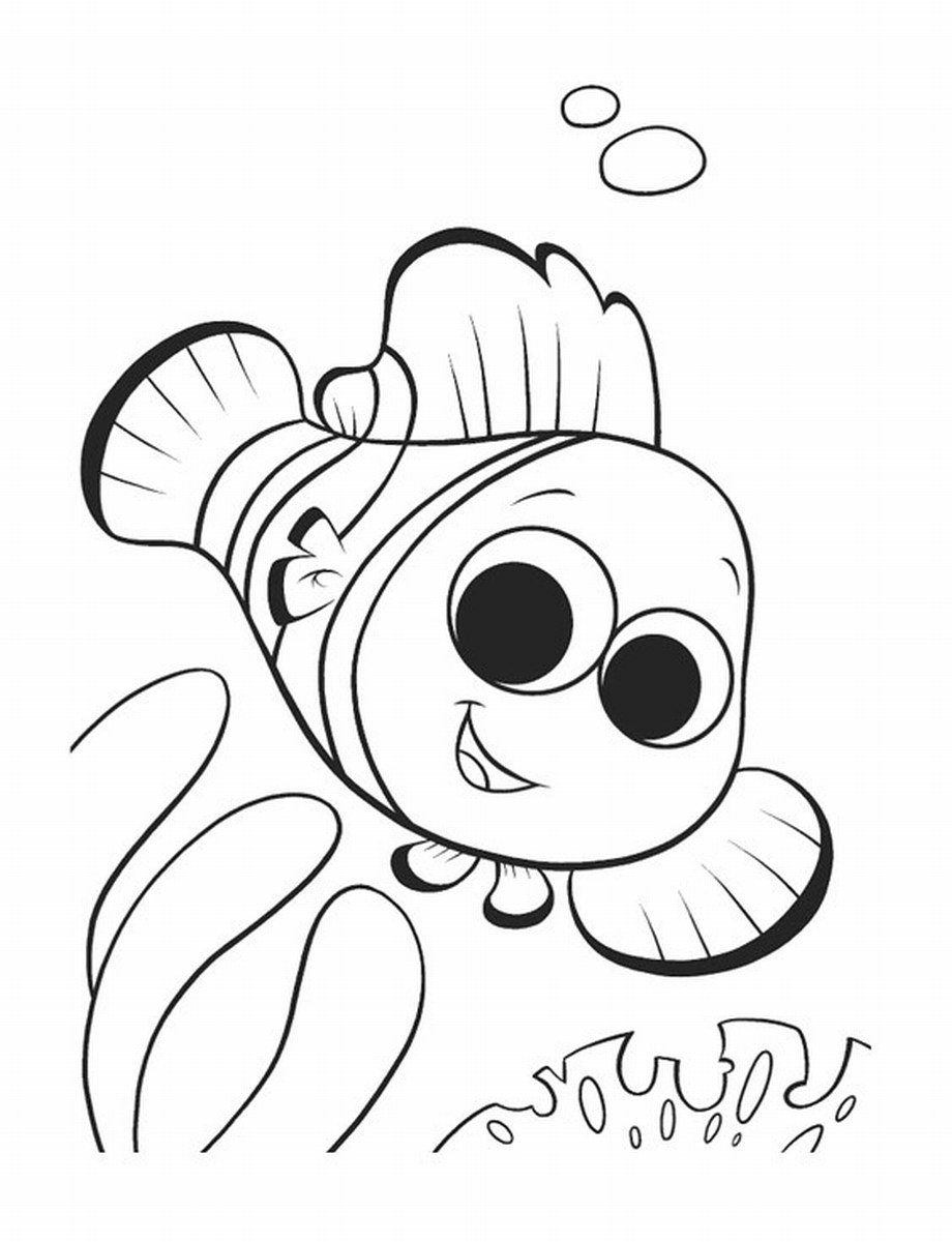 coloring nemo characters nemo coloring pages to download and print for free nemo coloring characters