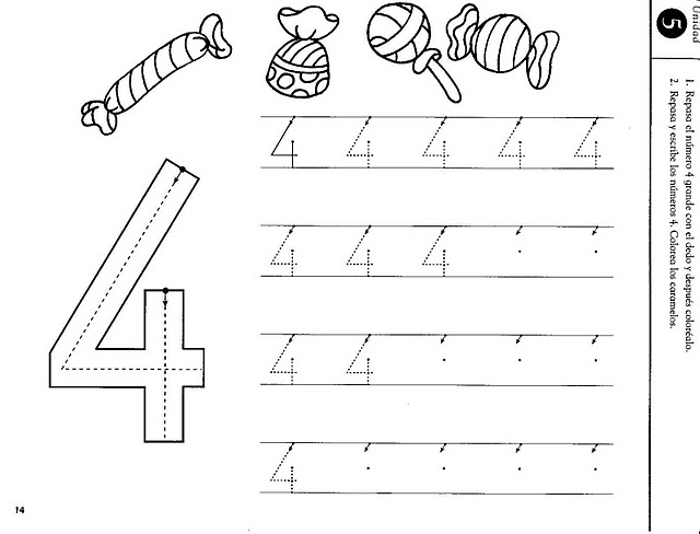 coloring number 4 preschool 45 number 4 coloring page large number 4 coloring page preschool coloring number 4