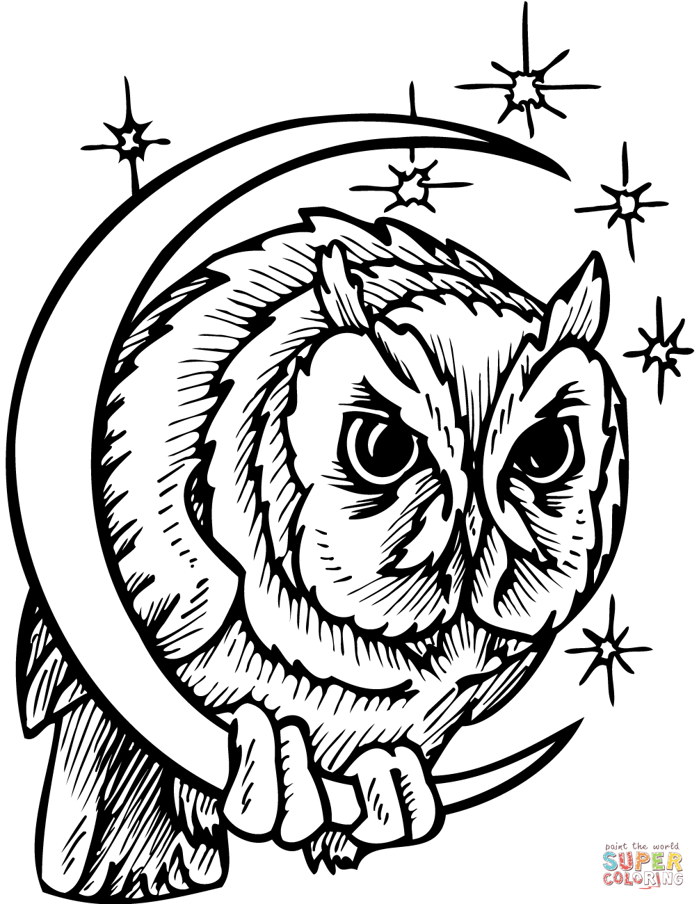 coloring owls owls animal coloring pages pictures coloring owls