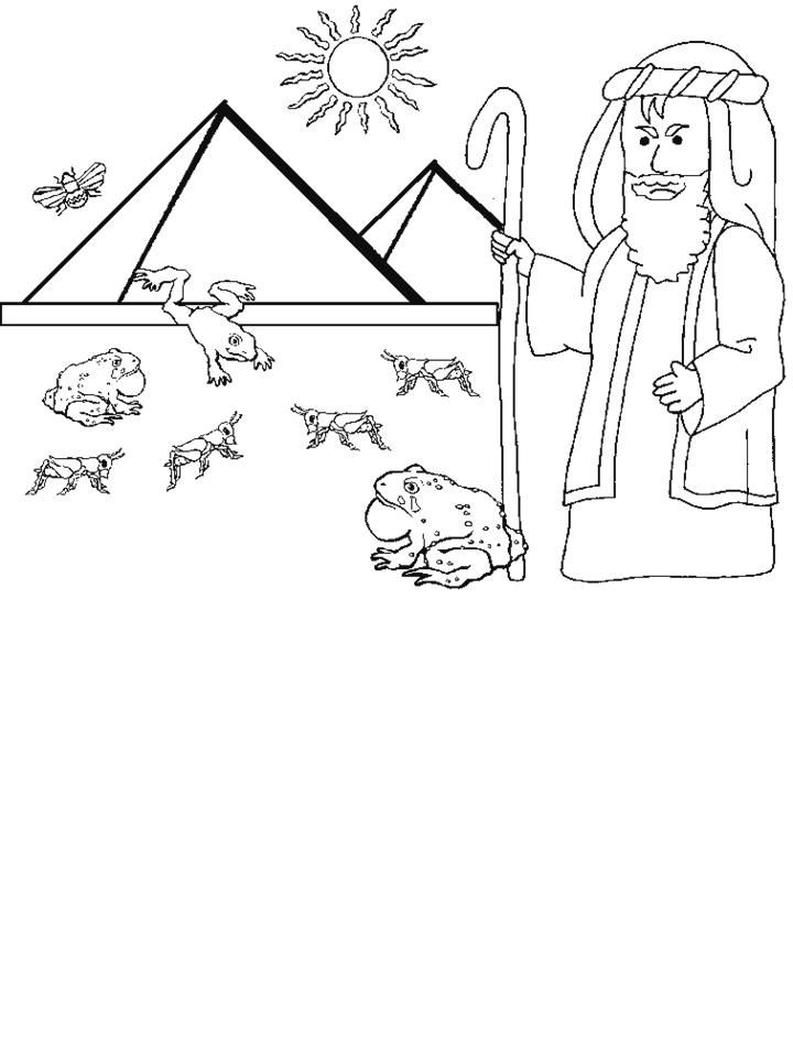 coloring page 10 plagues for kids 10 plagues of egypt coloring pages coloring home coloring page plagues 10 for kids