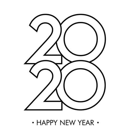coloring page 2020 top 10 new year 2020 coloring pages free printable 2020 coloring page