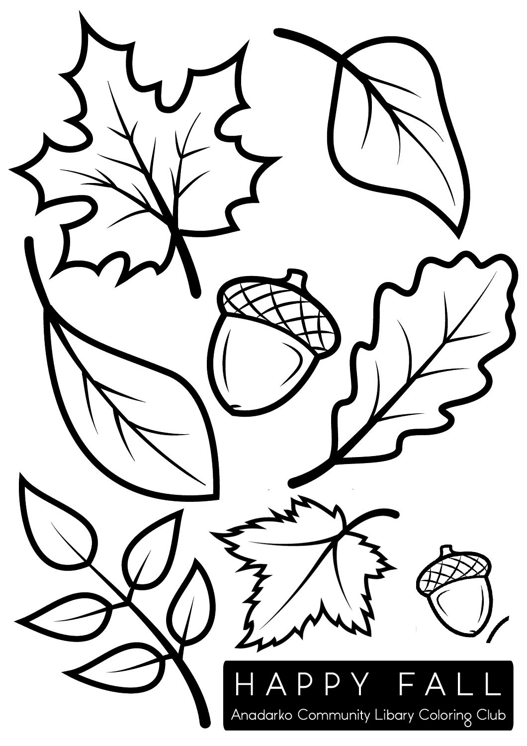 coloring page autumn fall coloring pages printable activity shelter page autumn coloring