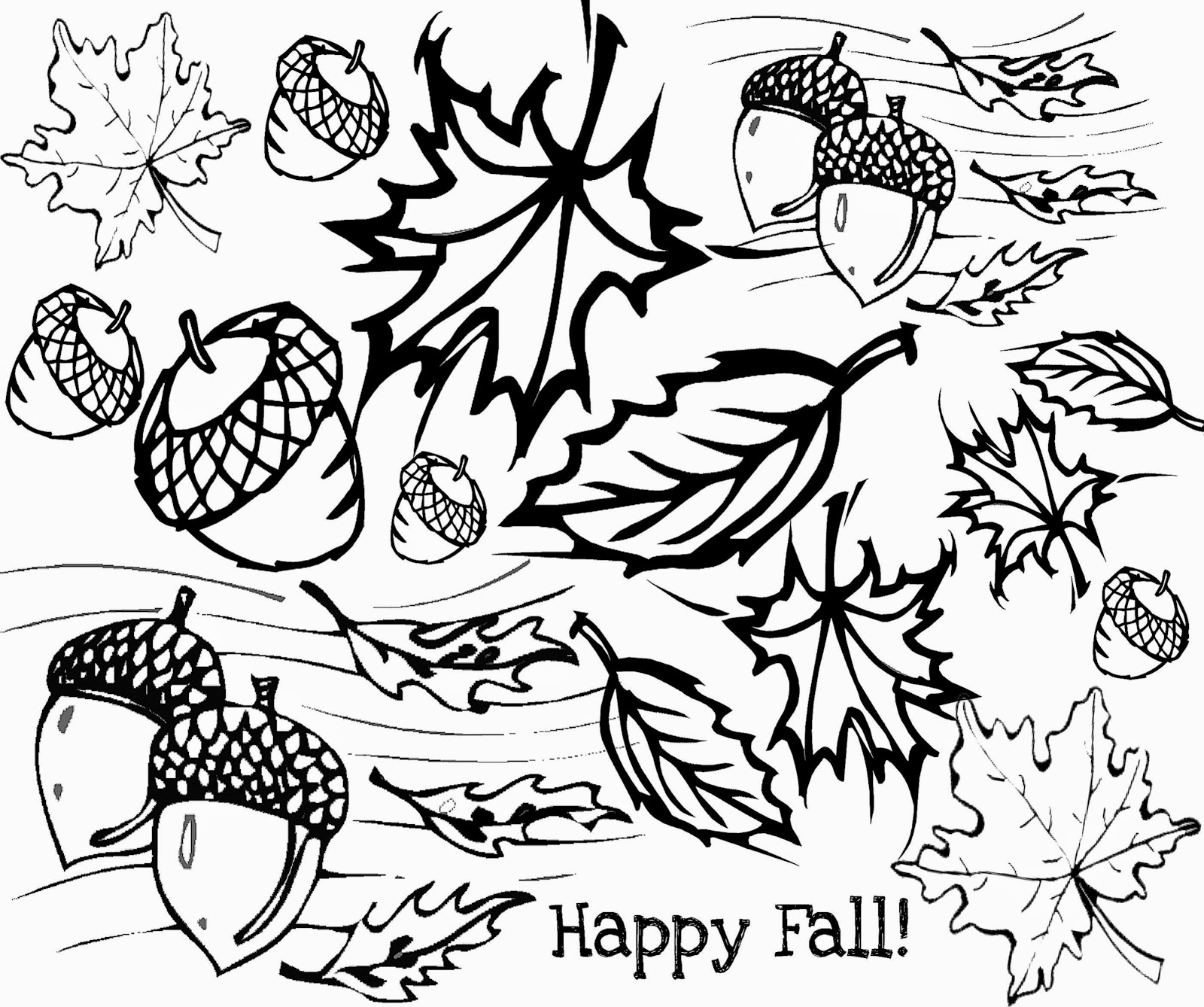 coloring page autumn fall leaves clip art coloring pages 10 free cliparts autumn coloring page