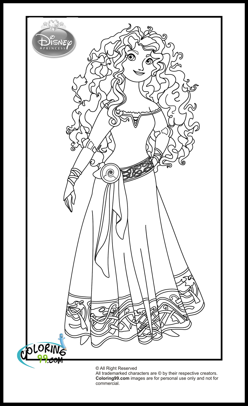coloring page disney princess princess belle in her beautiful gown on disney princesses coloring page disney princess