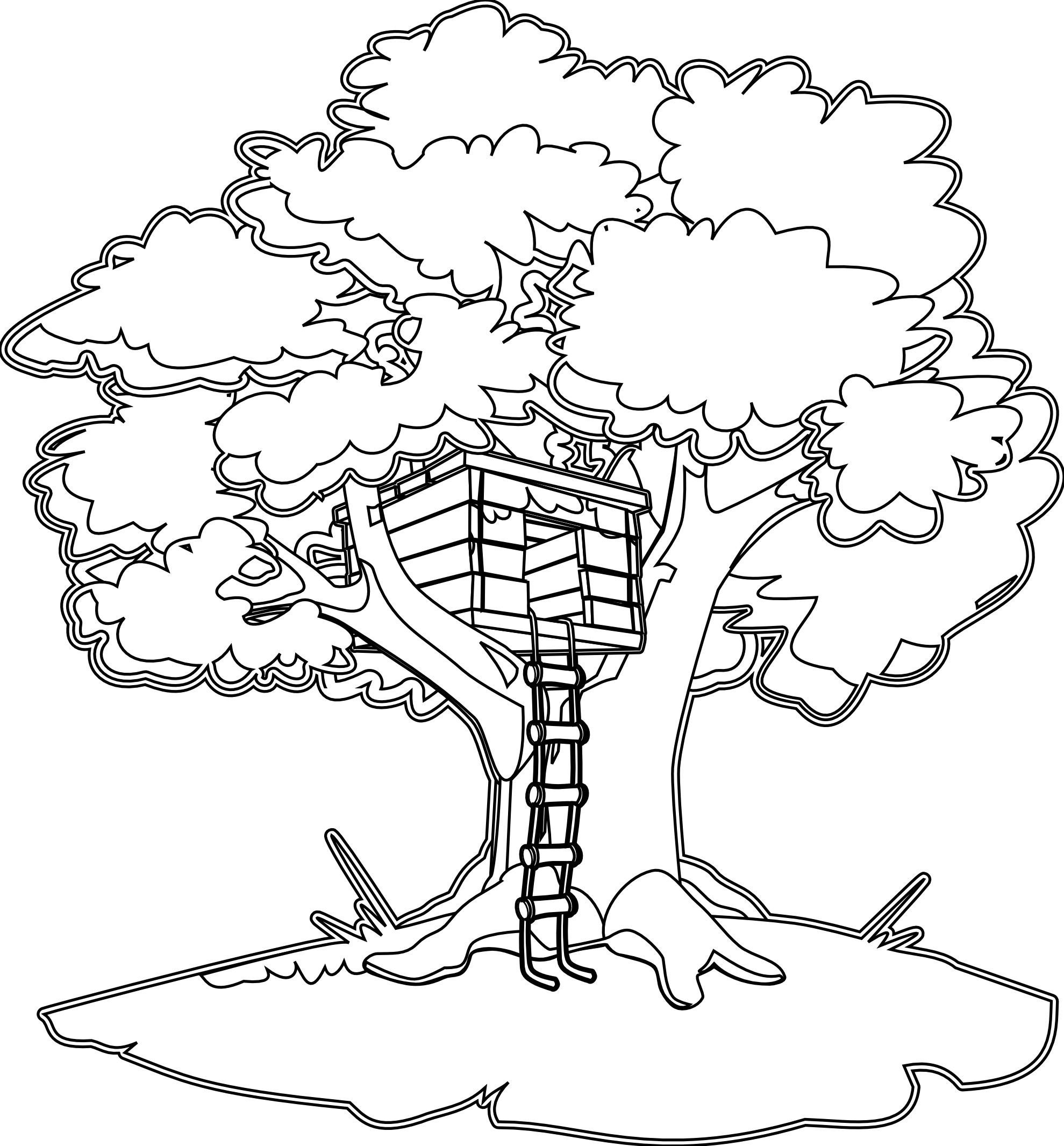 coloring page house magic tree house coloring pages to download and print for free house page coloring