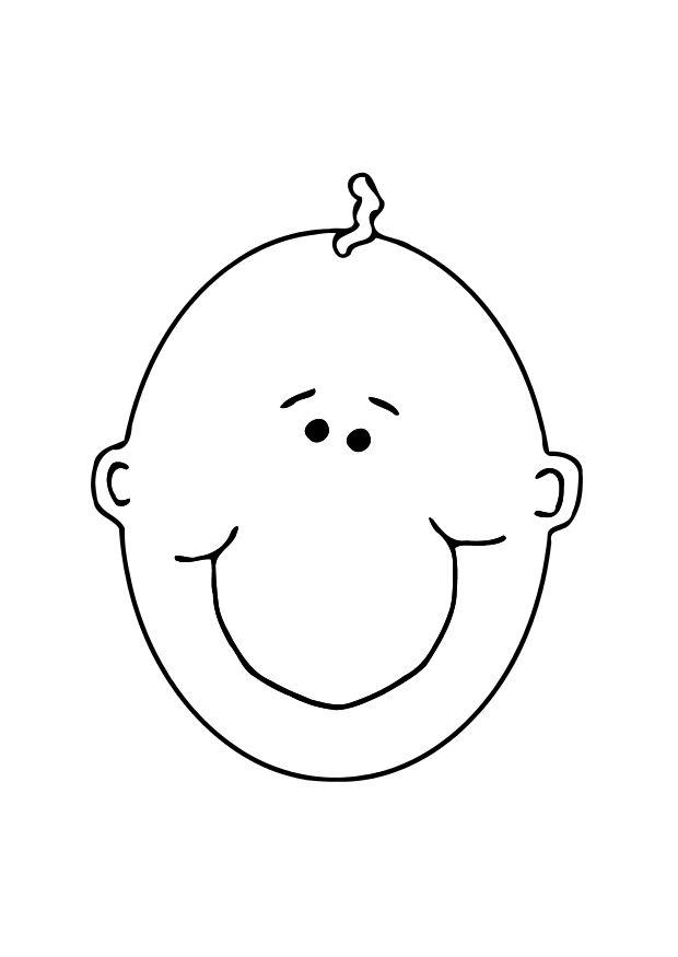coloring page of a face hippo coloring pages download page of a coloring face