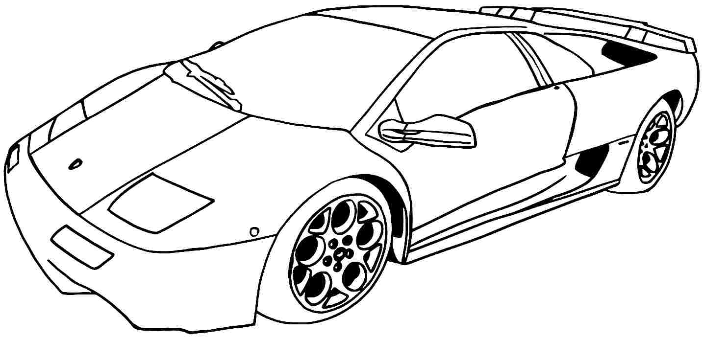 coloring page of car cars coloring pages best coloring pages for kids page coloring car of