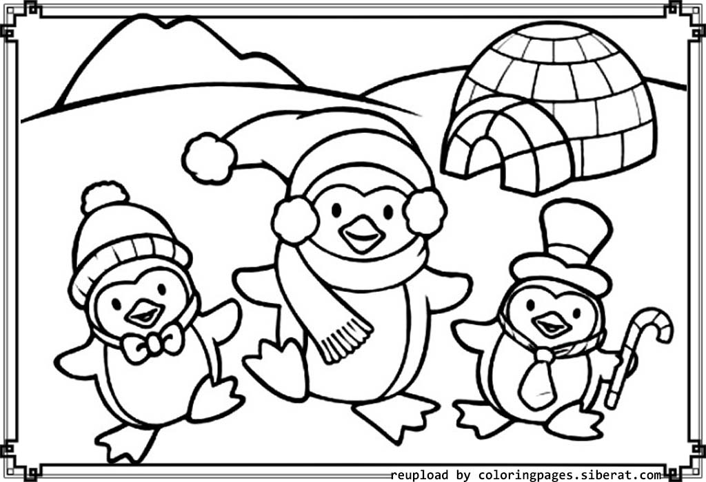 coloring page of penguin free penguins of madagascar coloring pages and activity coloring of page penguin
