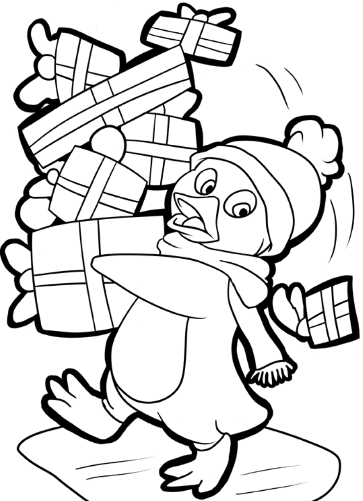 coloring page of penguin penguin coloring pages minister coloring coloring penguin page of