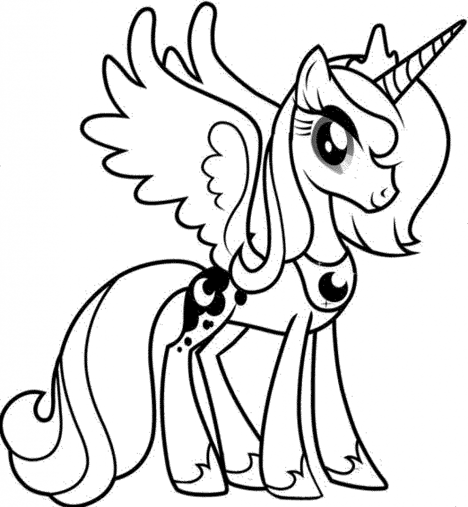 coloring page of unicorn unicorn coloring page for kids stock illustration page of coloring unicorn