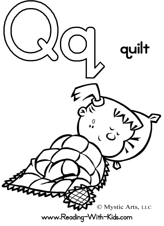 coloring page q fileclassic alphabet q at coloring pages for kids boys coloring q page