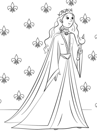 coloring page queen coloring page queen east page coloring queen
