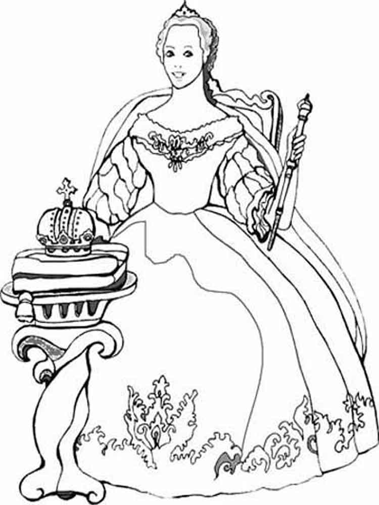 coloring page queen queen coloring pages download and print for free coloring page queen