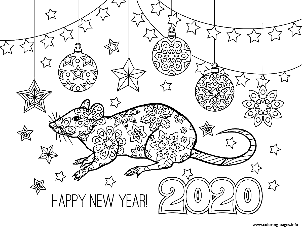 coloring pages 2020 22 free new year 2020 coloring pages printable pages 2020 coloring