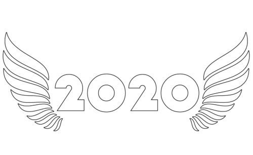 coloring pages 2020 22 free new year 2020 coloring pages printable pages coloring 2020