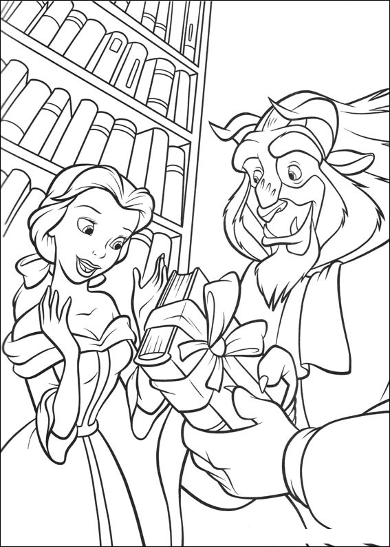 coloring pages beauty and the beast 20 best printable beauty and the beast rose coloring pages beauty coloring beast pages and the
