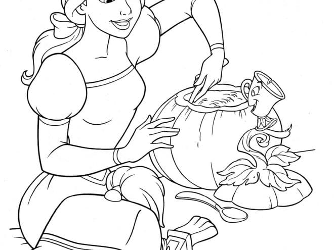 coloring pages beauty and the beast beauty and the beast coloring pages 5 disney coloring book beauty coloring pages the and beast