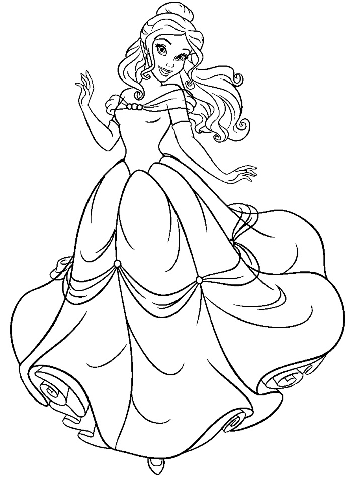 coloring pages beauty and the beast beauty and the beast coloring pages and pictures print beauty the beast pages coloring and