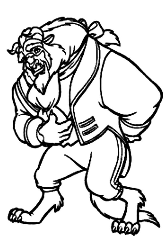 coloring pages beauty and the beast beauty and the beast coloring pages princess belle beast beauty coloring the and pages