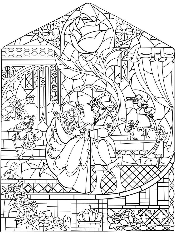 coloring pages beauty and the beast free beauty and the beast coloring pages beauty pages the coloring and beast