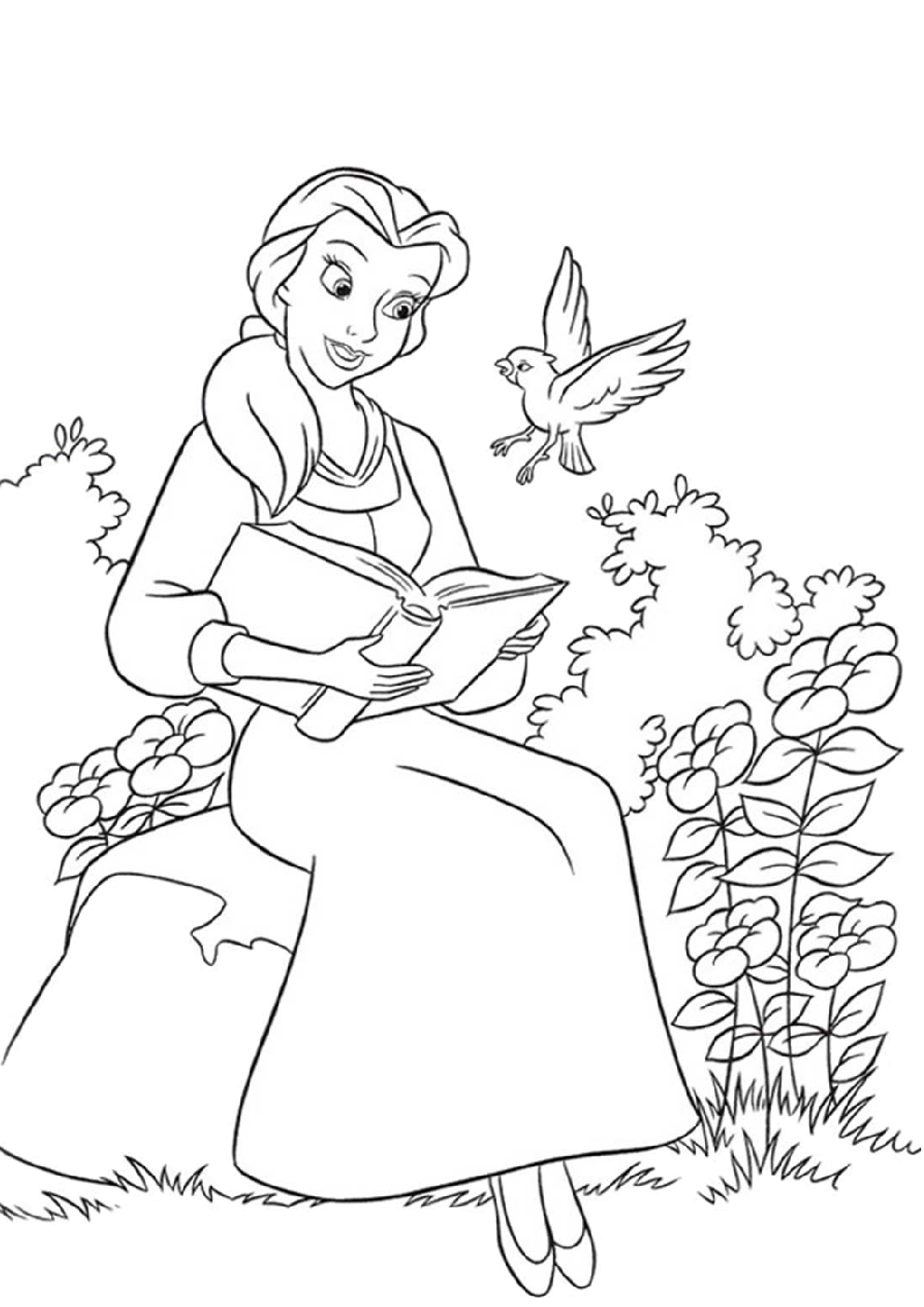 coloring pages beauty and the beast kids n funcom 41 coloring pages of beauty and the beast coloring pages the and beauty beast