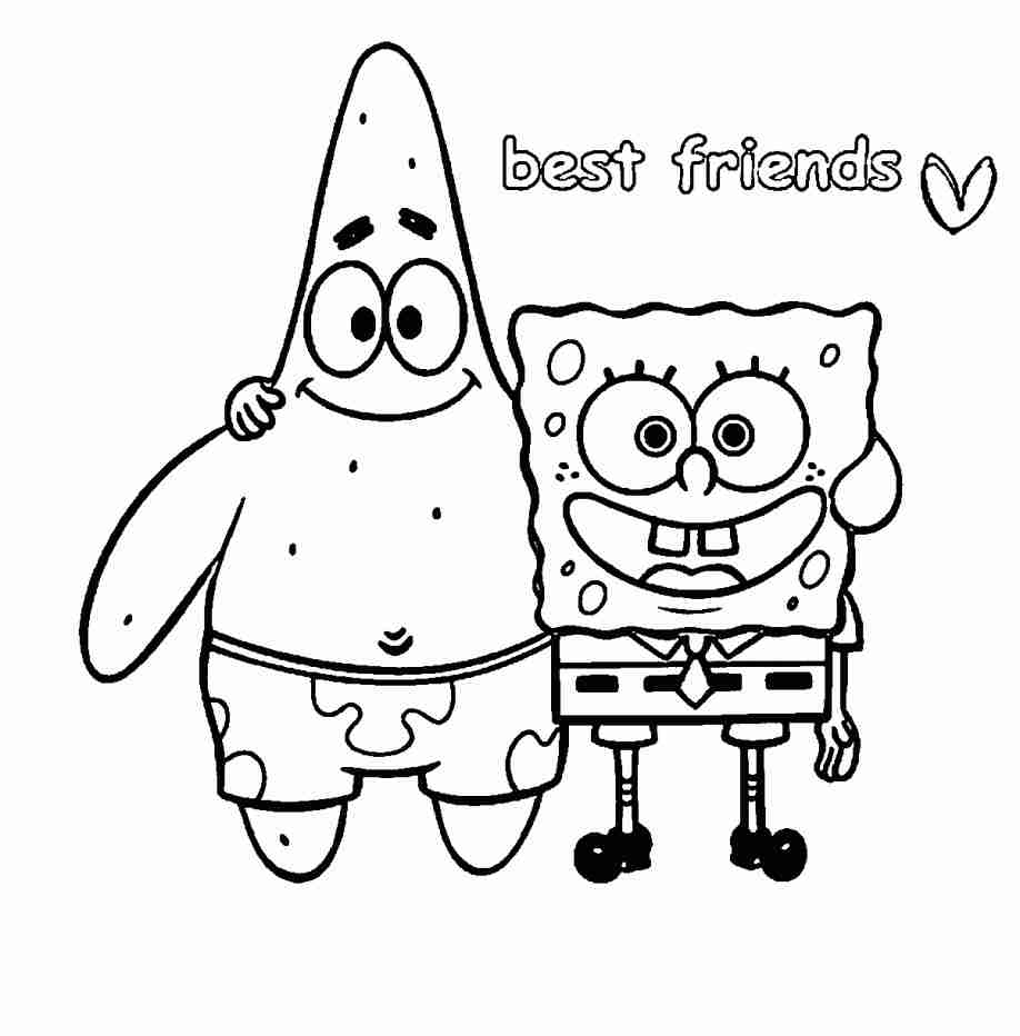 coloring pages best friends colormecrazyorg girls favorite things printable coloring pages best coloring friends