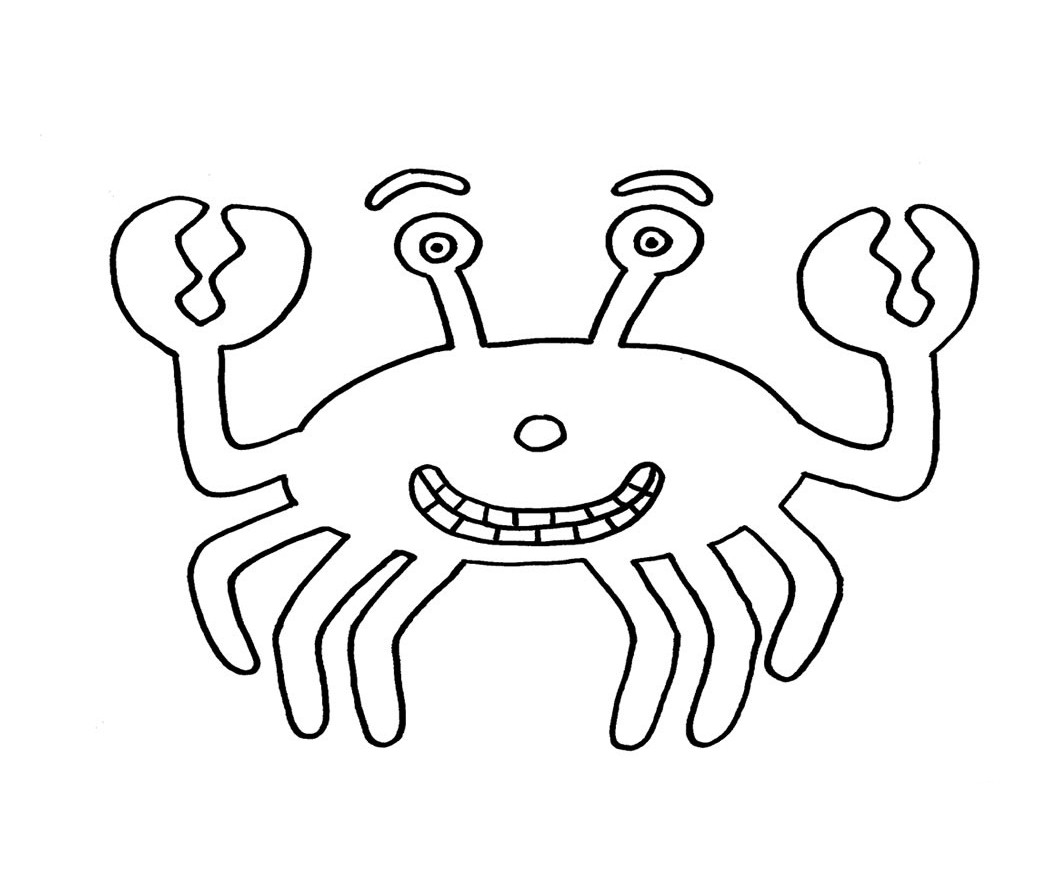 coloring pages crab free printable crab coloring pages for kids animal place pages crab coloring