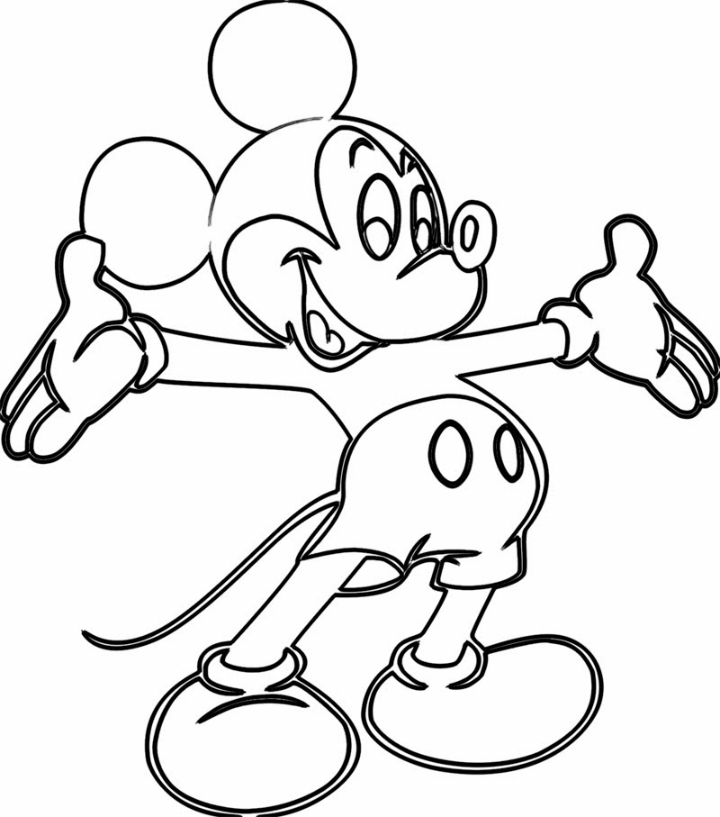 coloring pages for kids mickey mouse coloring pages for kids mickey mouse mouse coloring mickey kids for pages