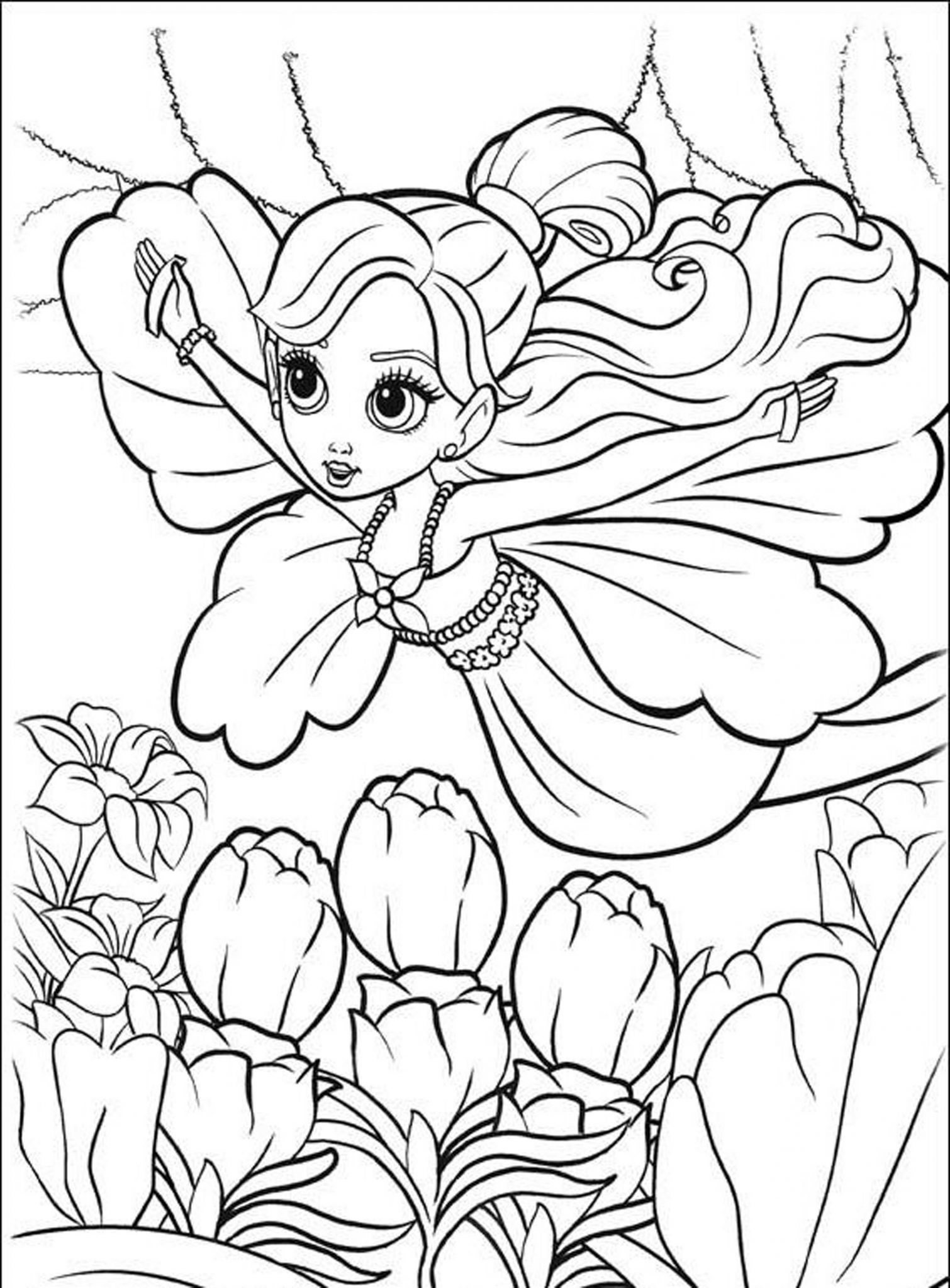 coloring pages girls adult coloring page girl portrait and leaves colouring coloring pages girls