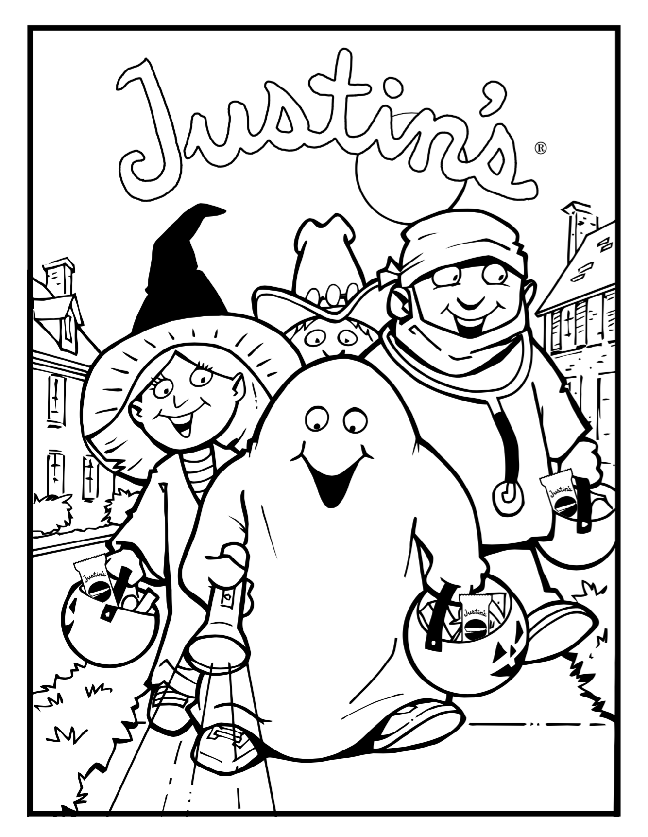 coloring pages halloween 30 cute halloween coloring pages for kids scribblefun halloween coloring pages