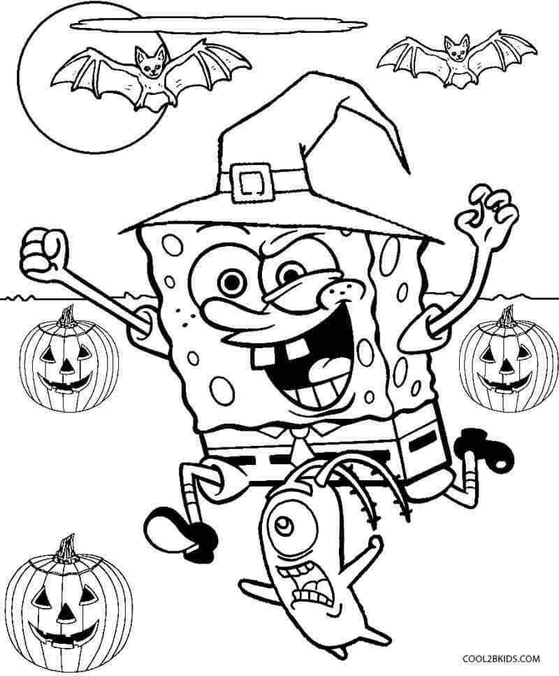 coloring pages halloween 40 free printable halloween coloring pages for kids coloring pages halloween