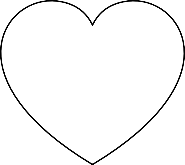 coloring pages heart shape free printable heart coloring pages for kids shape heart pages coloring