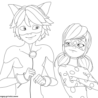 coloring pages ladybug and cat noir ladybug and cat noir coloring pages getcoloringpagescom and coloring cat noir pages ladybug