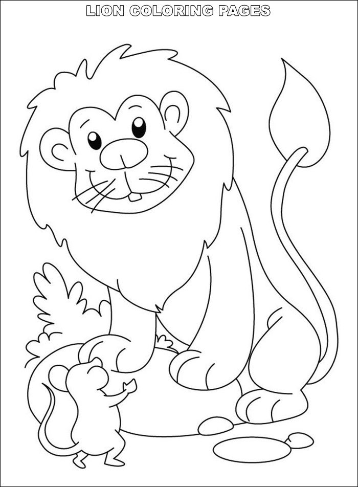 coloring pages lions lion face coloring pages at getcoloringscom free lions pages coloring