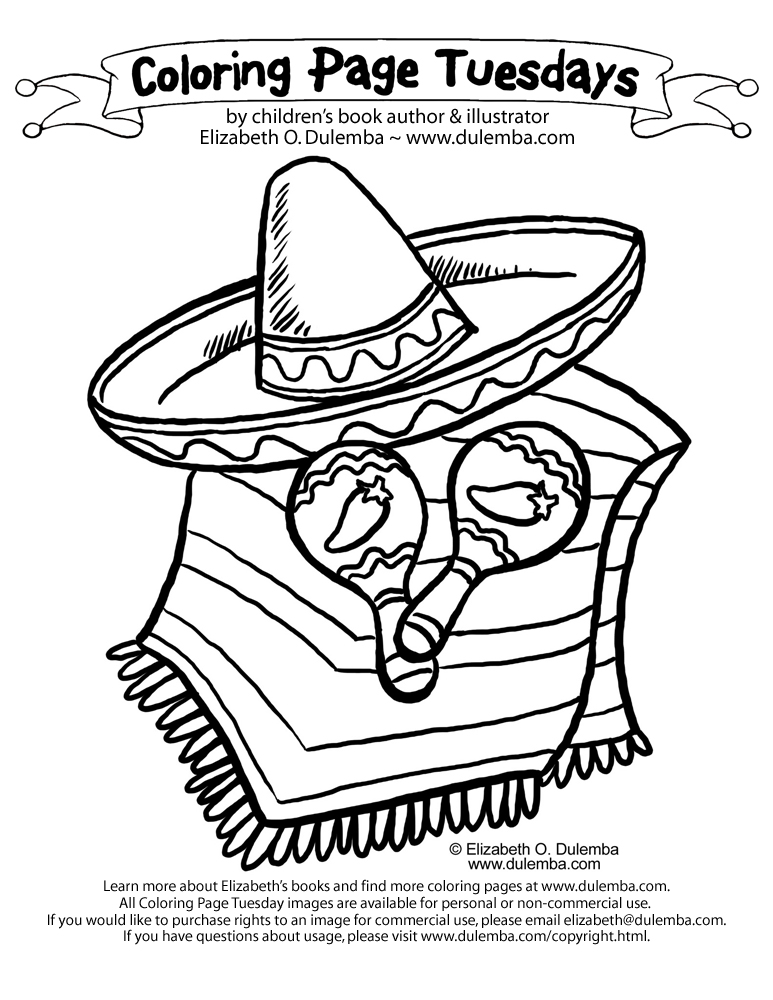 coloring pages mexico 12 best images of worksheet spanish free to print free coloring mexico pages