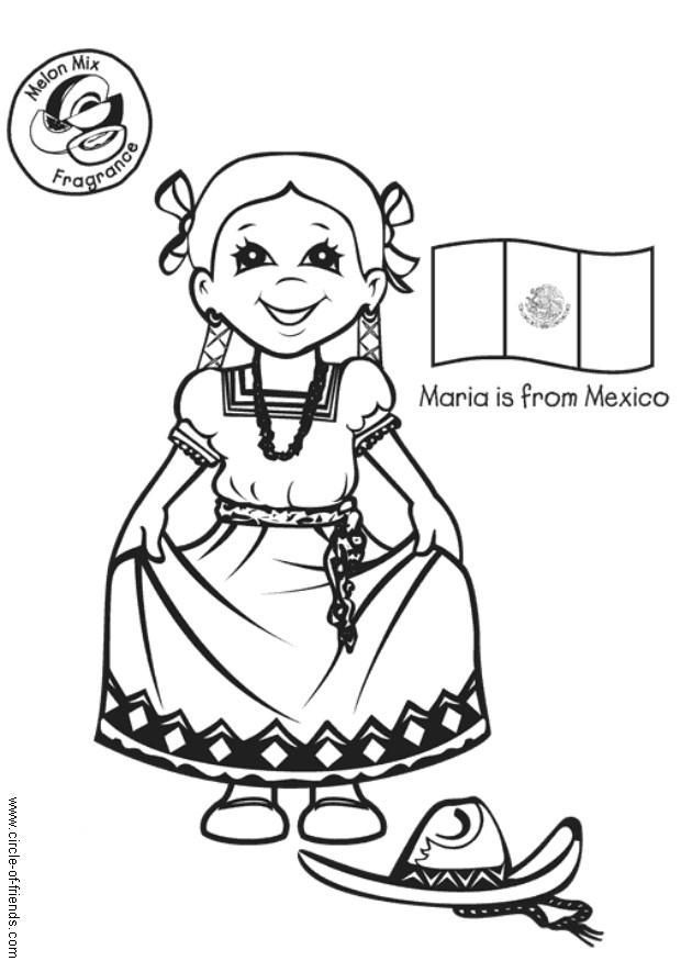 coloring pages mexico mexico coloring pages kidsuki coloring pages mexico