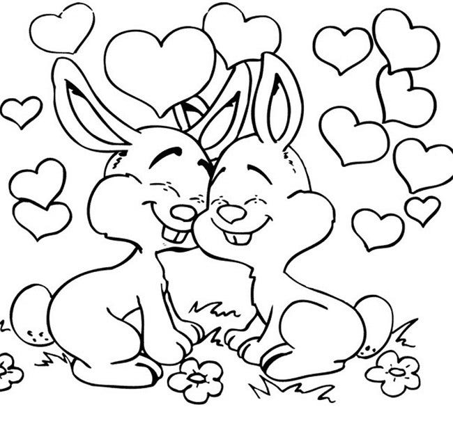 coloring pages of a bunny coloring pages of a rabbit printable free coloring sheets a of coloring pages bunny
