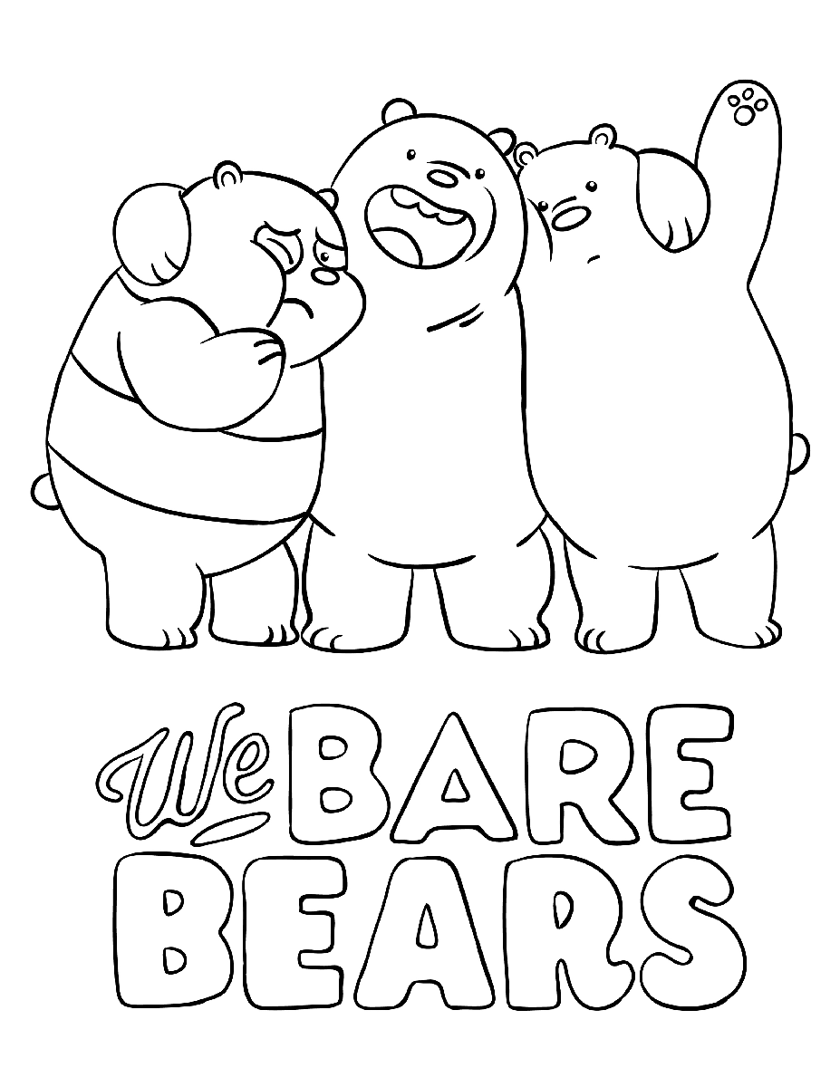 coloring pages of bears to print bear coloring pages free printable coloring pages at print of coloring pages to bears