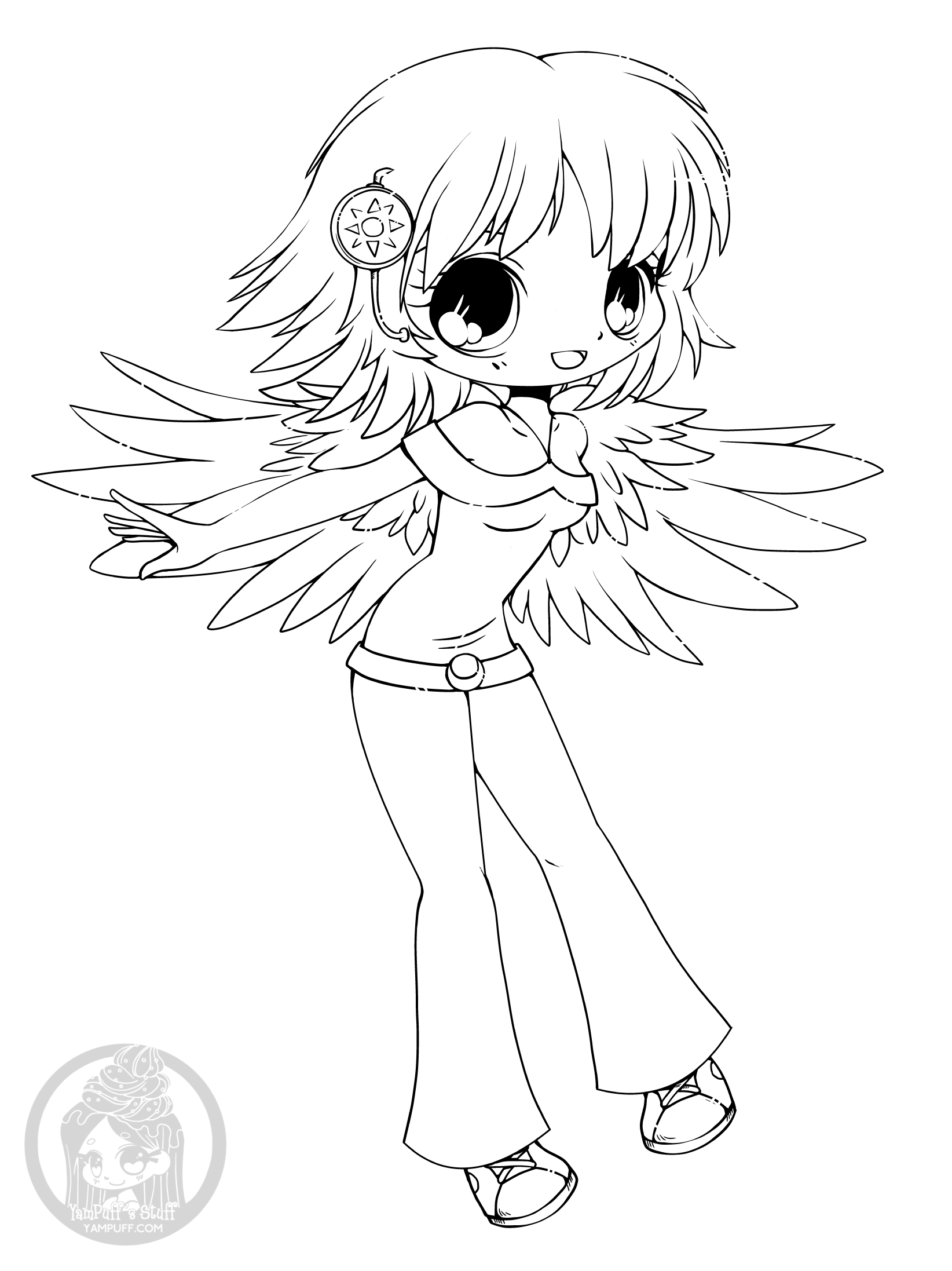 coloring pages of chibi girls best free chibi anime girls coloring pages photos free chibi pages of coloring girls