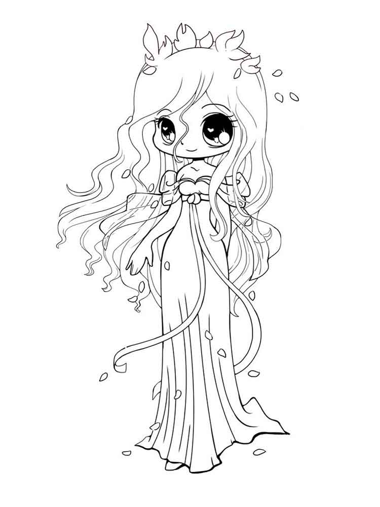 coloring pages of chibi girls chibis free chibi coloring pages yampuff39s stuff chibi coloring girls of pages