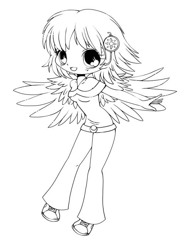 coloring pages of chibi girls coloring pages of chibi girls coloring girls of chibi pages