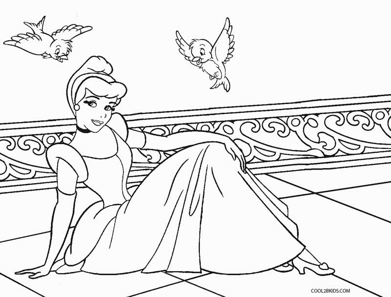 coloring pages of cinderella 30 free printable cinderella coloring pages of coloring cinderella pages