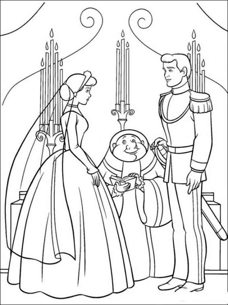 coloring pages of cinderella baby cinderella coloring pages at getcoloringscom free coloring cinderella pages of