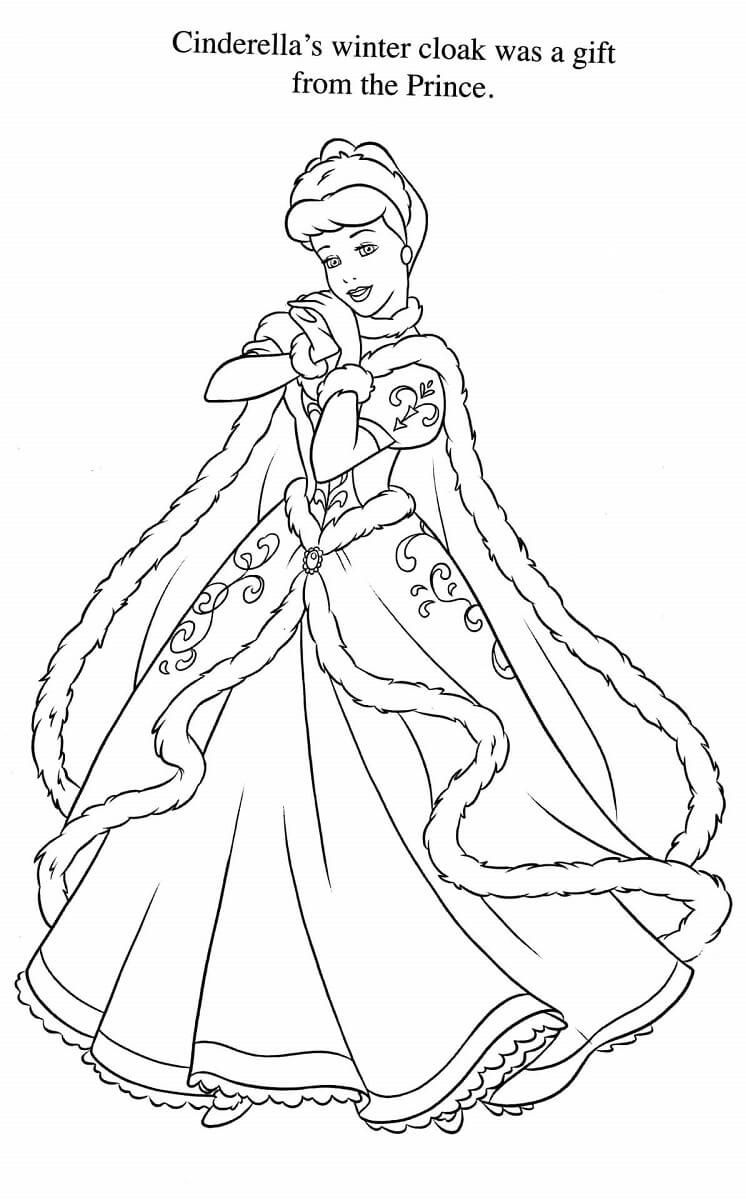 coloring pages of cinderella cinderella coloring pages download and print cinderella cinderella coloring of pages