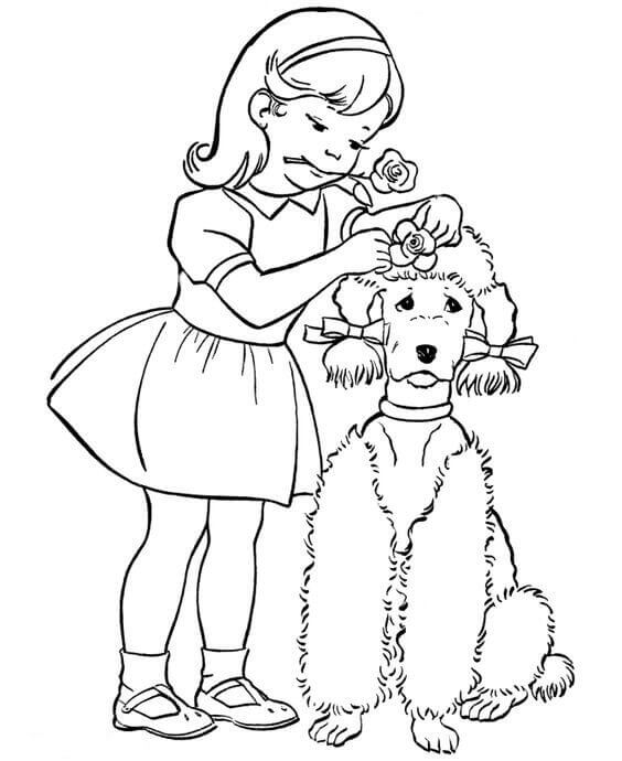 coloring pages of dogs printable dog coloring page free printable coloring pages of printable dogs coloring pages