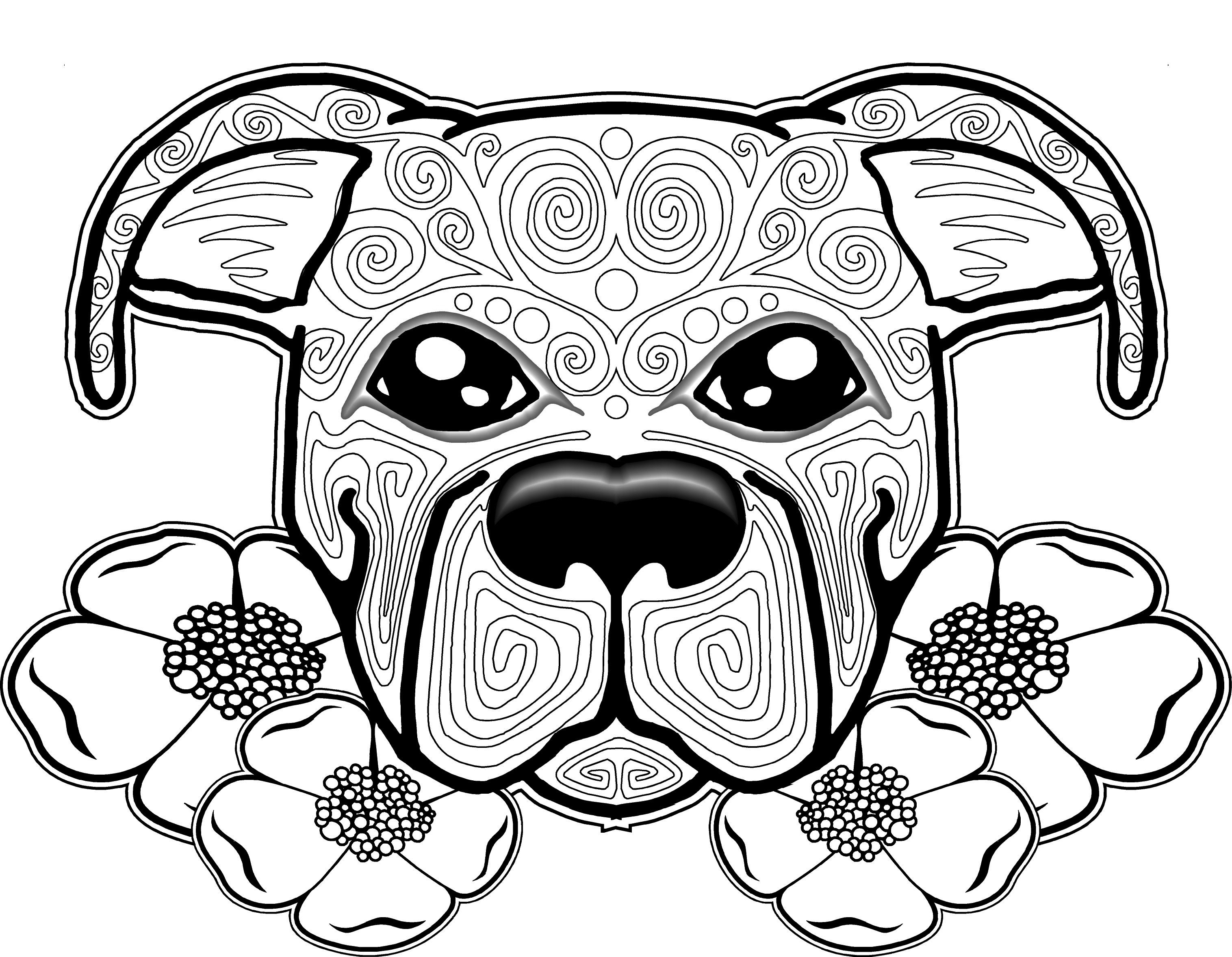 coloring pages of dogs printable dogs coloring pages of pages dogs printable coloring