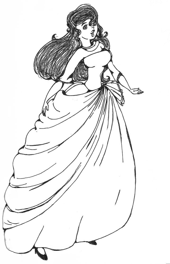 coloring pages of dresses wedding dress coloring pages at getcoloringscom free pages dresses of coloring