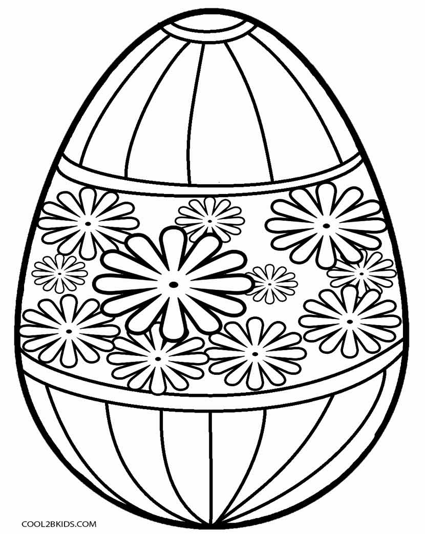 coloring pages of easter eggs beautiful easter egg coloring page netart pages coloring eggs of easter