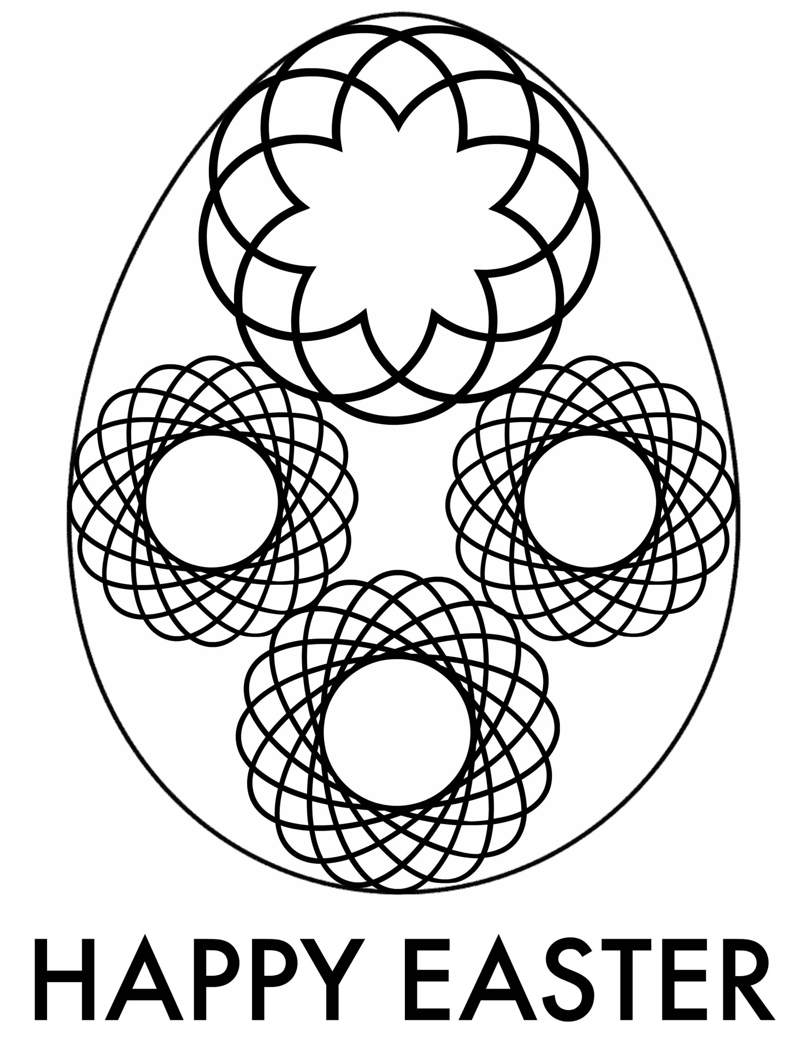 coloring pages of easter eggs easter egg printable colouring pages hubpages pages coloring easter of eggs